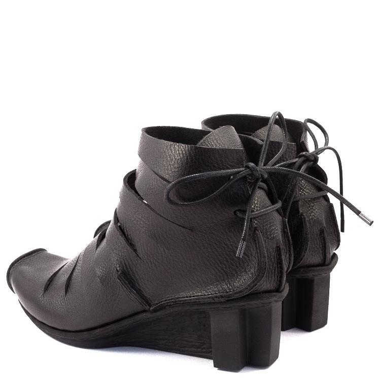 Trippen Fence x+os Damen Stiefelette schwarz