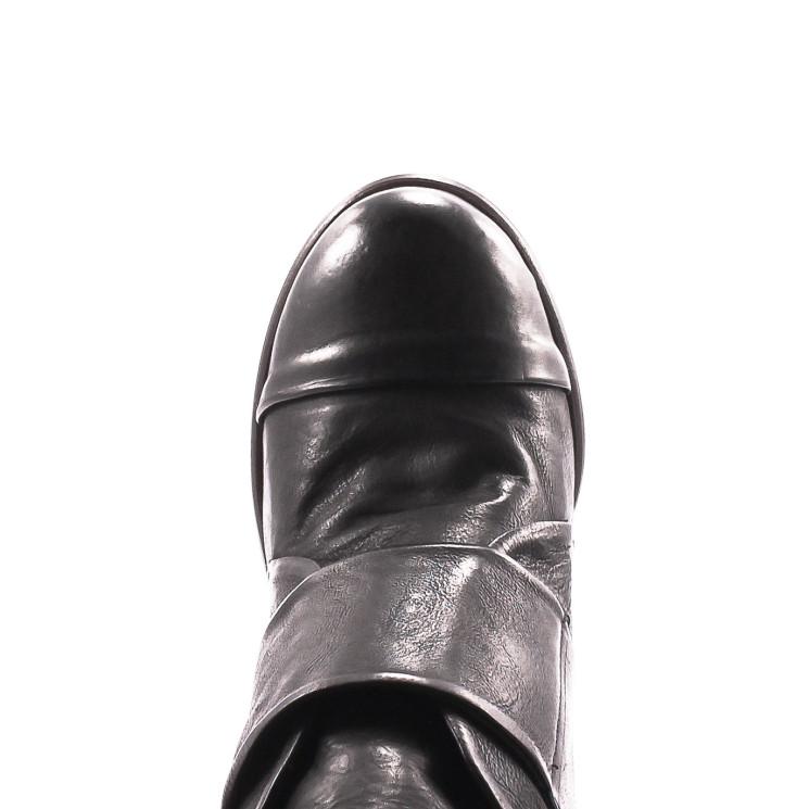 P. Monjo P1278 Berta Damen Stiefelette schwarz