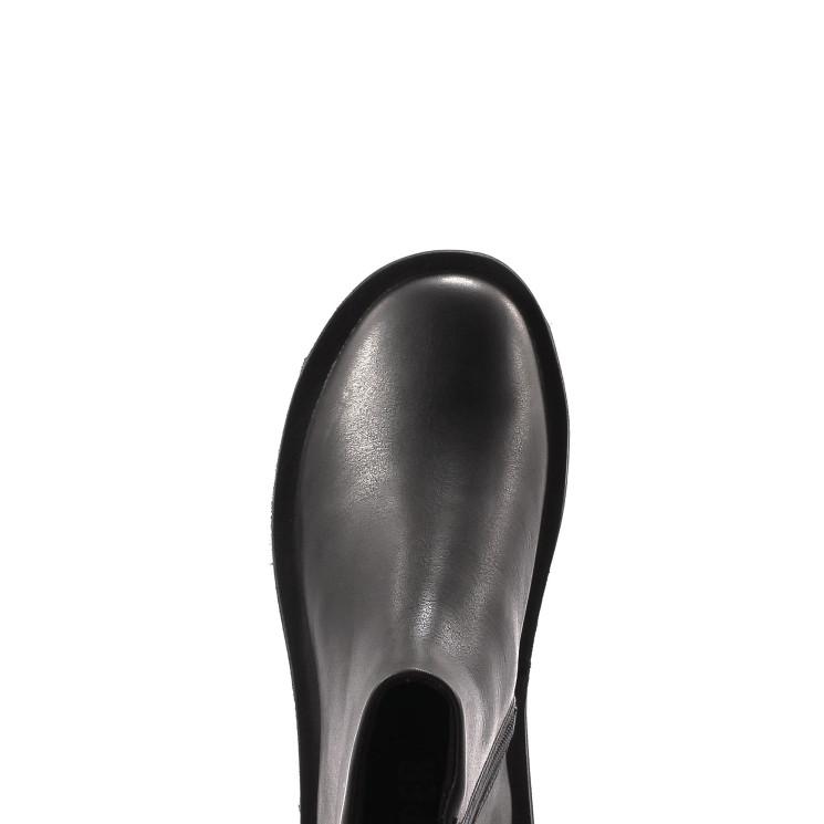 Camper K400391 Formiga Damen Stiefelette schwarz