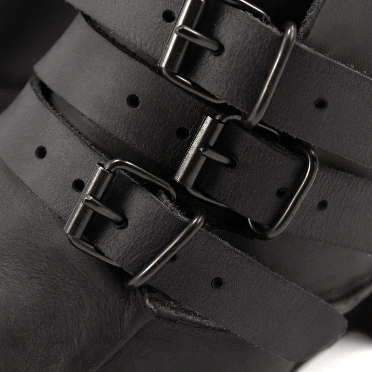 Trippen Kelut x+os Damen-Stiefelette schwarz