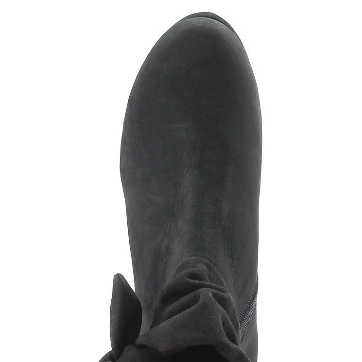 Trippen Tippet Splitt Damen Stiefelelette schwarz