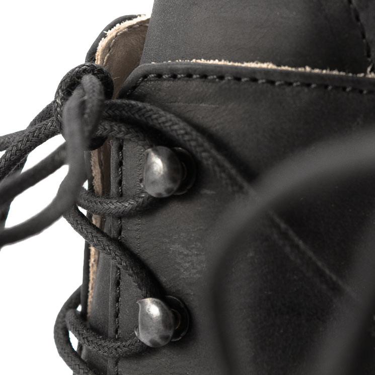 Trippen Concrete f Closed Damen-Stiefelette schwarz