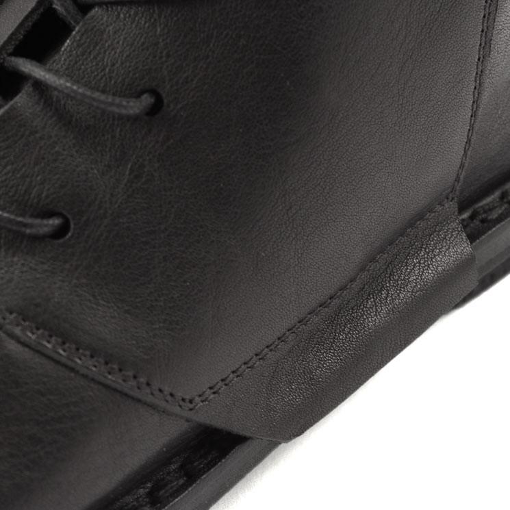 Trippen Lumber Closed Damen-Stiefelette schwarz