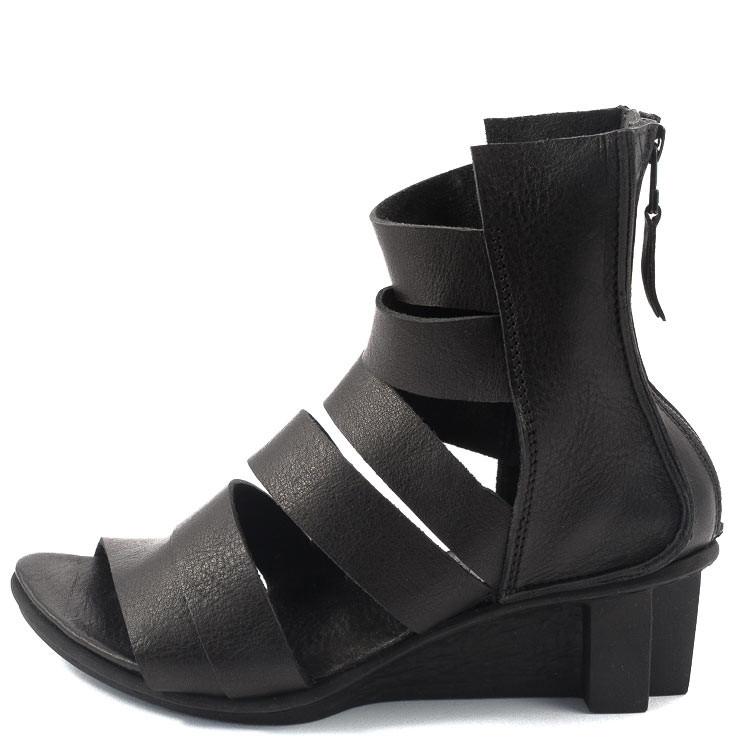 Trippen Zita x+os Damen Stiefelette schwarz