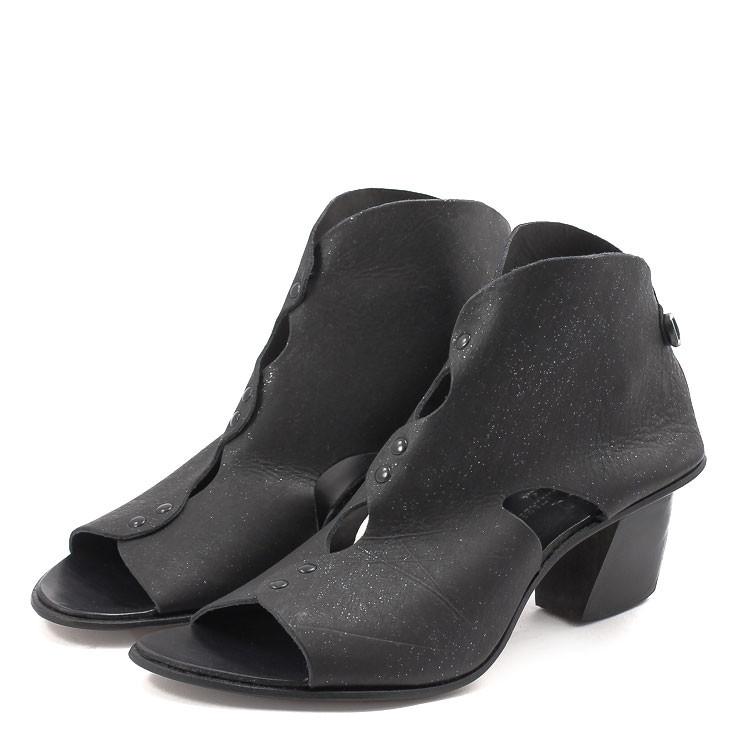 CYDWOQ Research Damen Sandalen schwarz