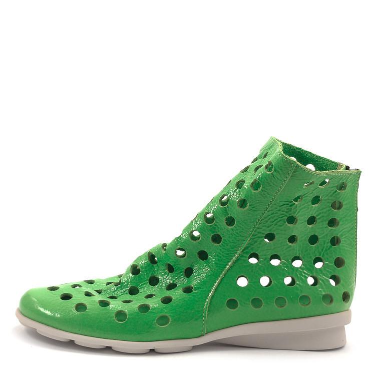 Arche Dato Damen Sommer-Stiefelette grün