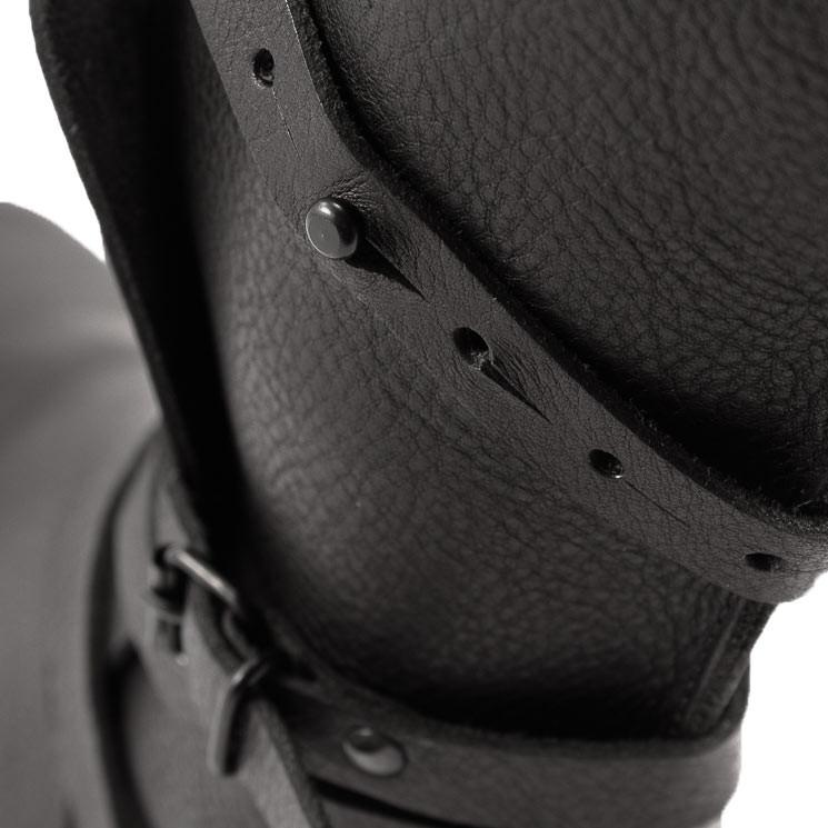 Trippen Shield Penna Damen-Stiefel schwarz