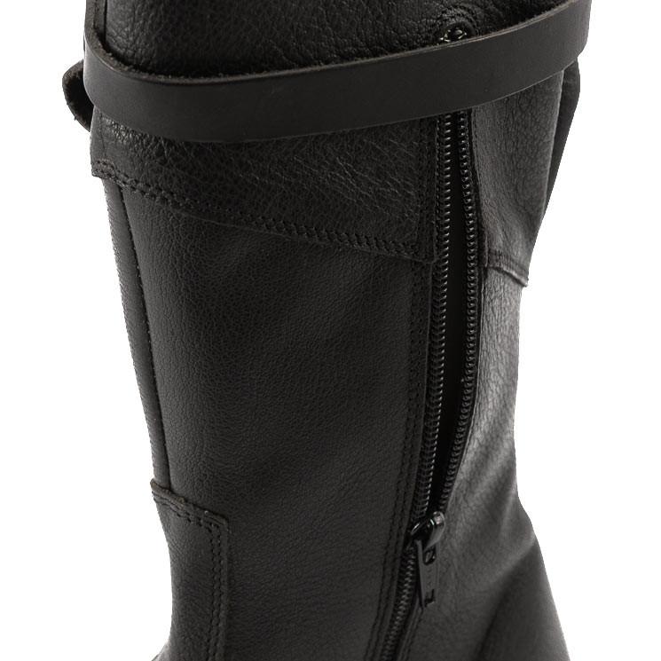 Trippen Warrior Closed Damen-Stiefel schwarz