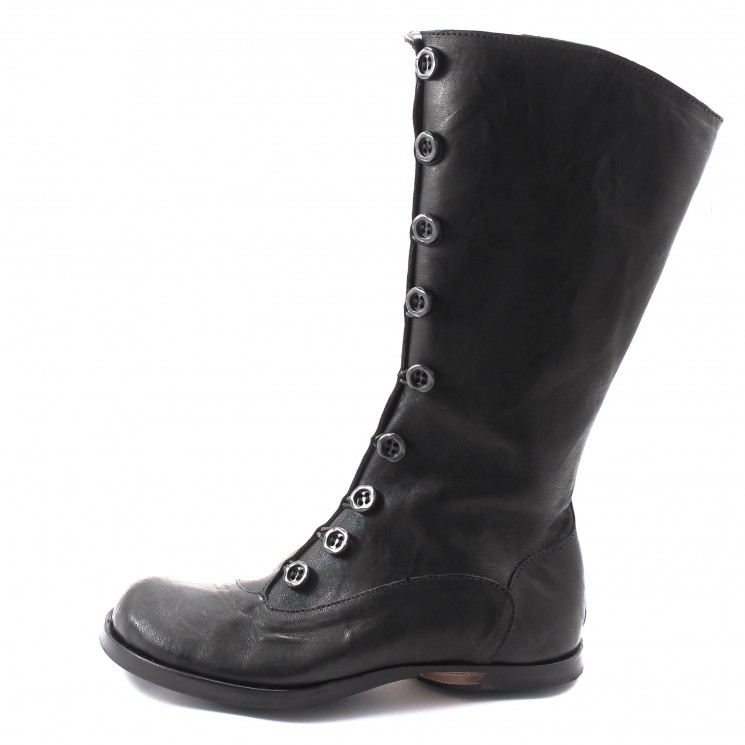 CYDWOQ Mountain Stiefel Damen schwarz