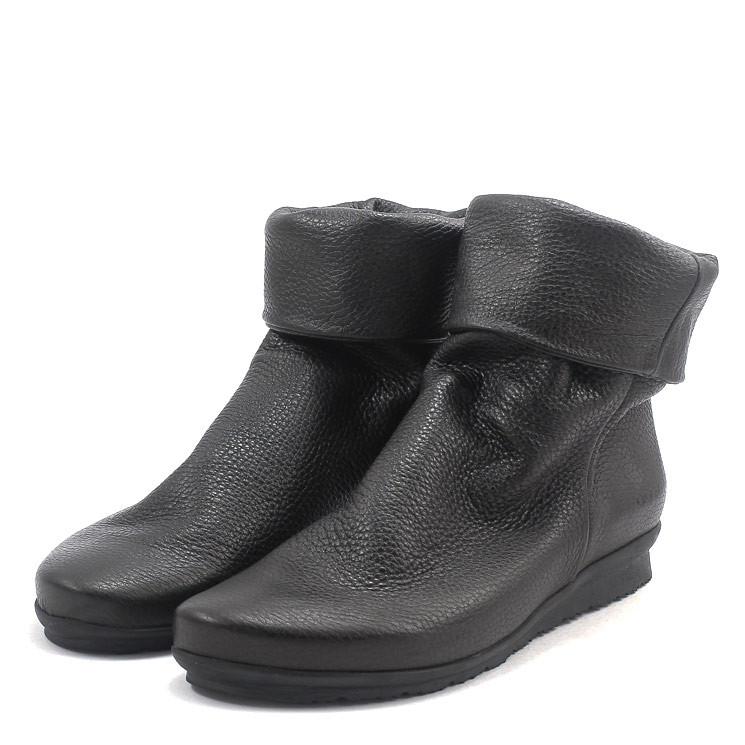 Arche Bararc Damen Stiefel schwarz