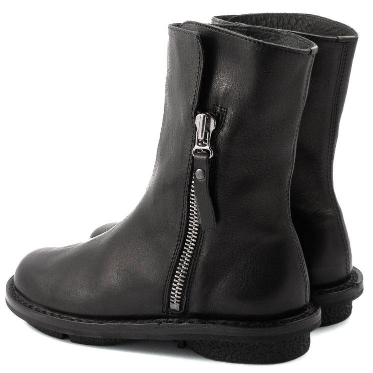 Trippen Deer Closed Damen-Stiefel schwarz