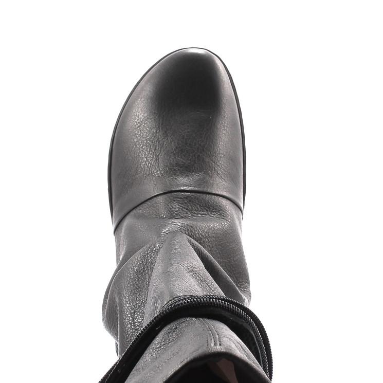 Trippen Purse f Sport Damen Stiefel schwarz