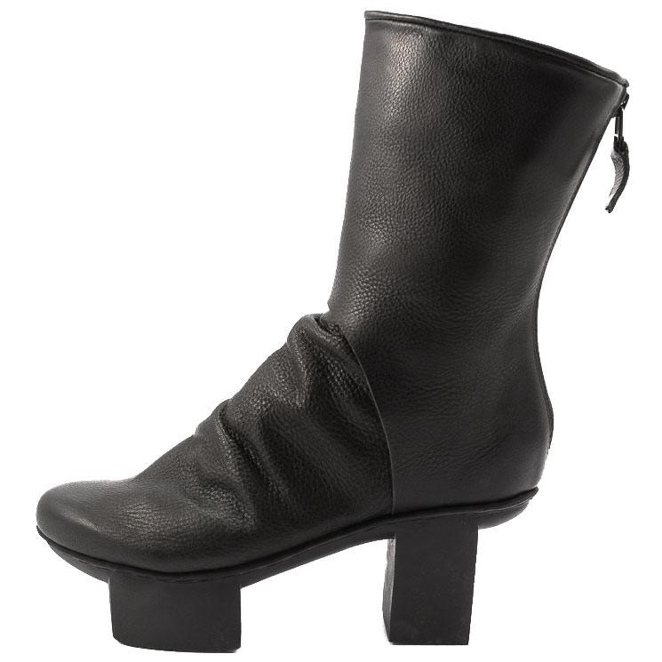 Trippen Magma Happy Damen-Stiefel schwarz
