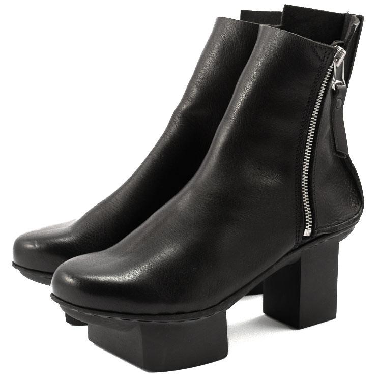 Trippen Line Happy Damen-Stiefelette schwarz