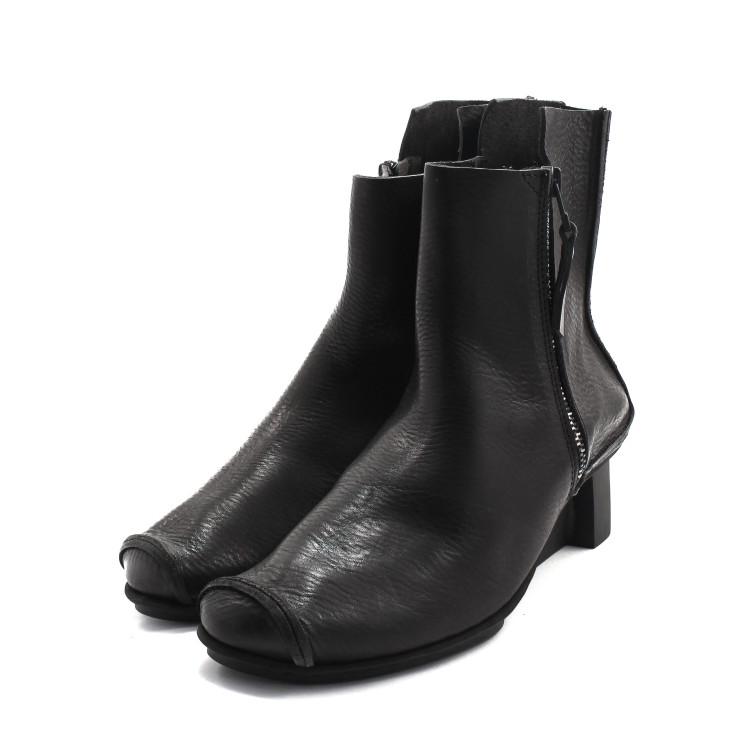 Trippen Kick x+os Damen Stiefelette schwarz