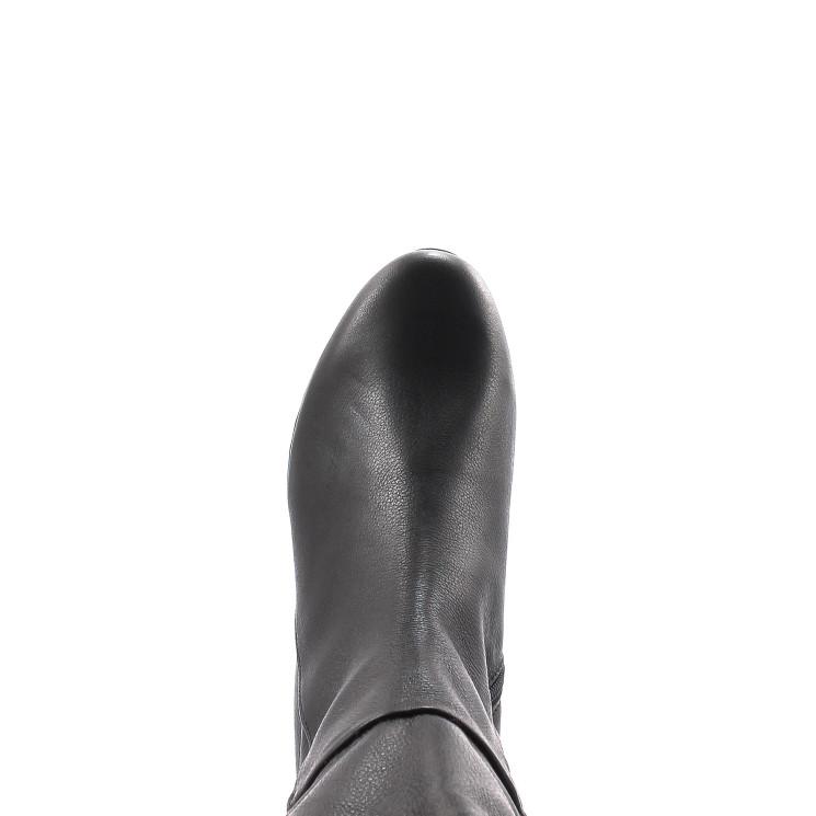Trippen Dart Splitt Damen Stiefel schwarz