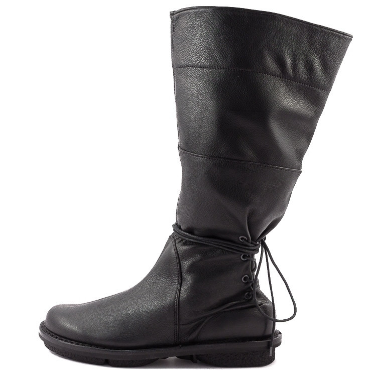 Trippen SantaFe Closed Damen Stiefel schwarz
