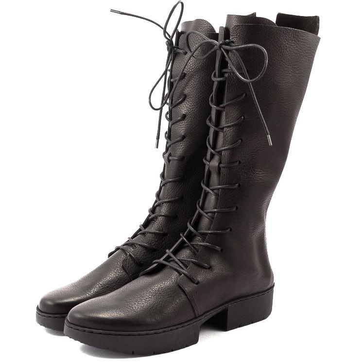 Trippen Rush Sport Damen-Stiefel schwarz