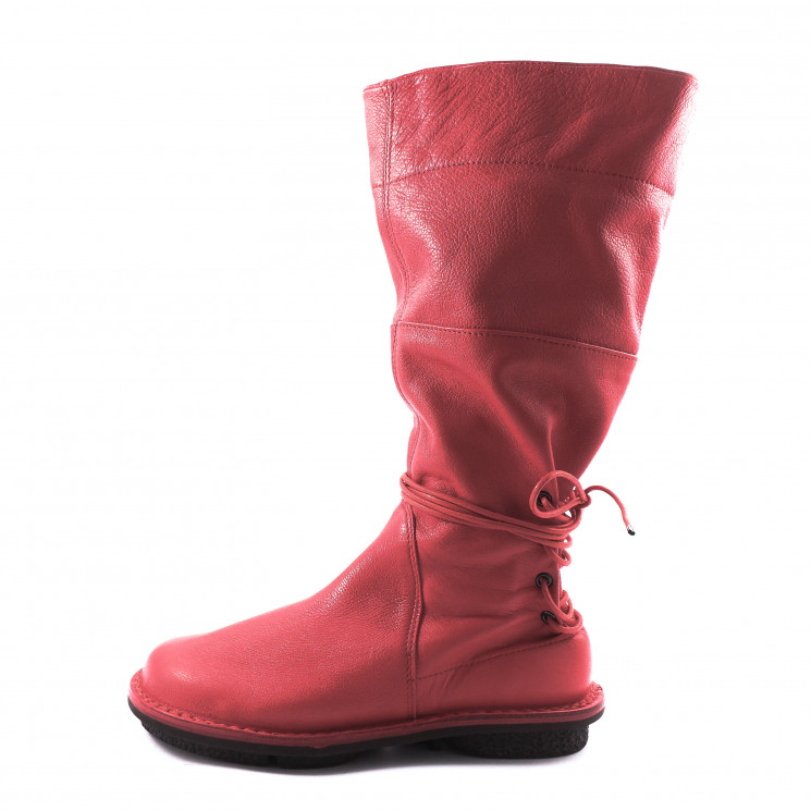Trippen SantaFe Closed Damen Stiefel rot