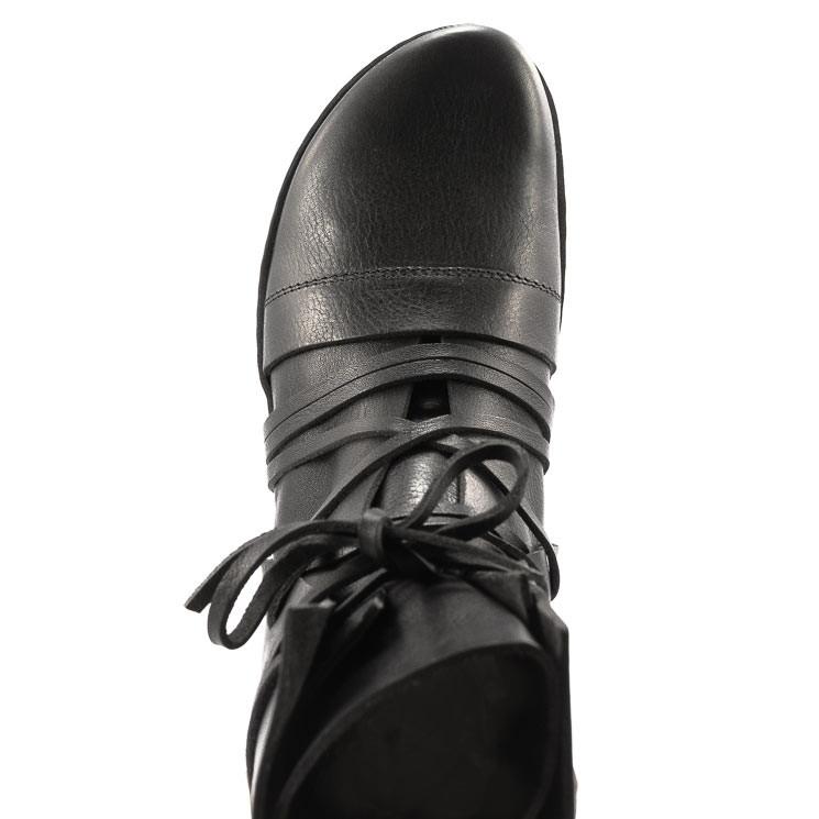 Trippen Layers Box Damen-Stiefelette schwarz