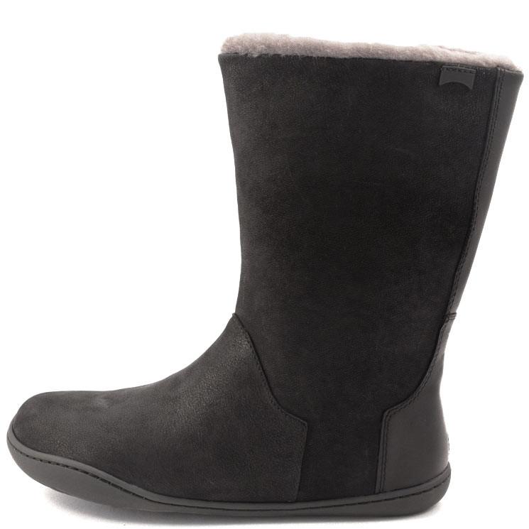 Camper K400295 Peu Cami Damen Stiefel schwarz