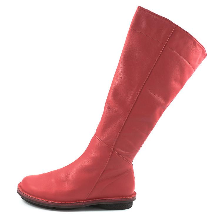 Trippen Miami Closed Damen Stiefel rot