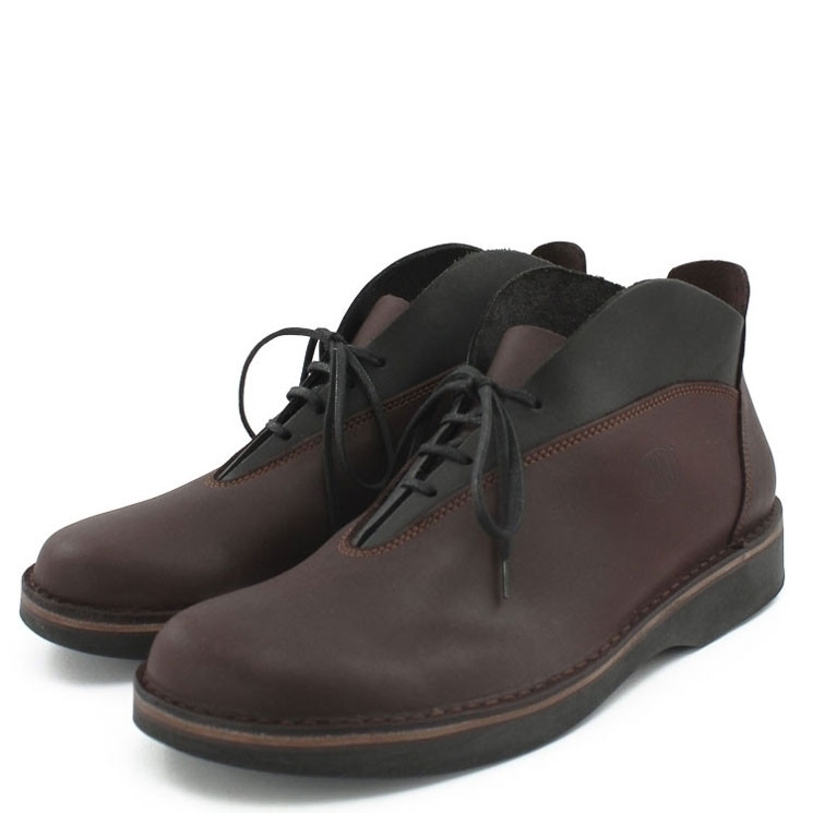 Loints of Holland Herren-Schnürschuh 45402 dunkelbraun