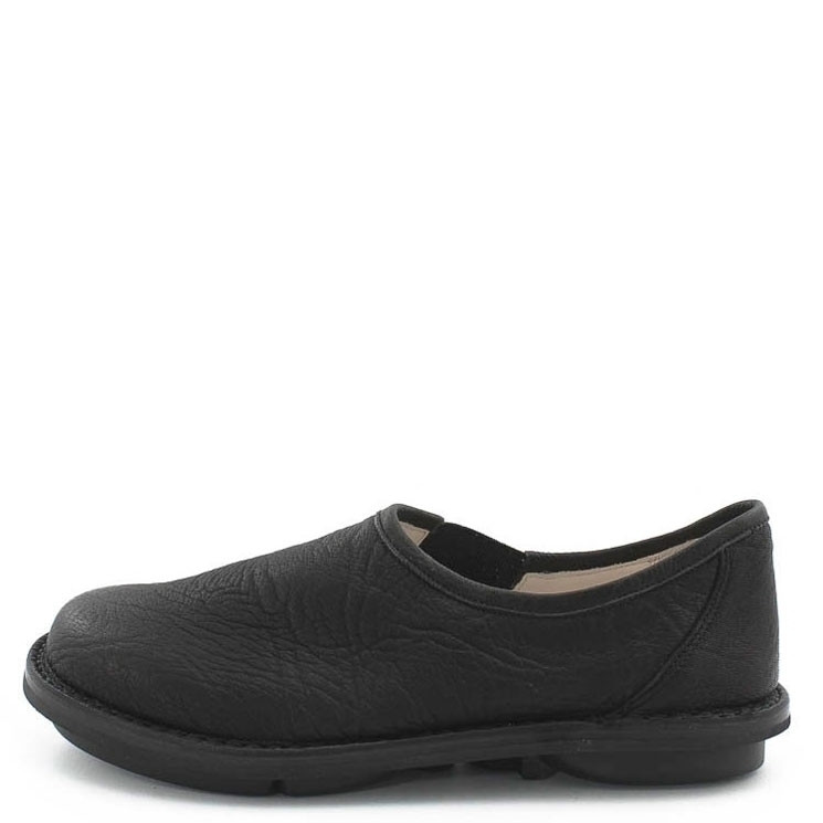 Trippen Yen m Closed Herren Slipper schwarz