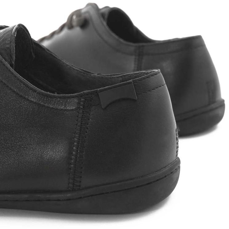 Camper 17665 Peu Cami Herren Sneaker schwarz
