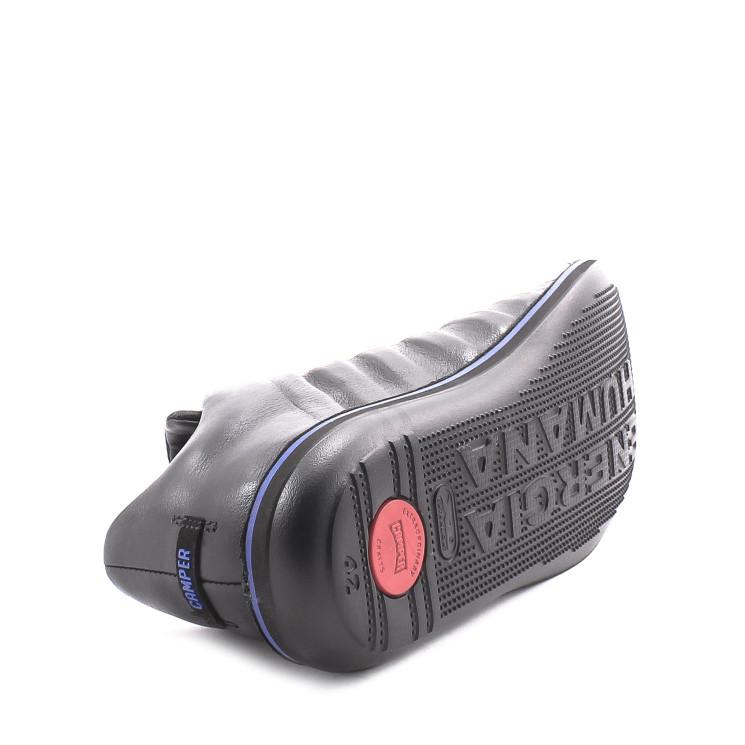Camper K300005 Beetle Gore-Tex Herren Slipper schwarz-blau