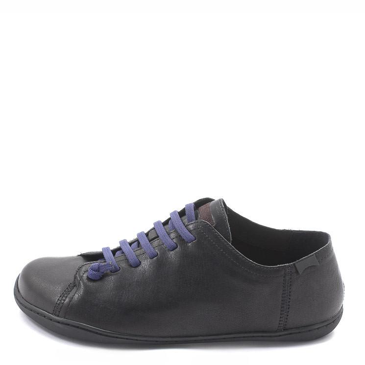 Camper 17665 Peu Cami Herren Sneaker schwarz-blau