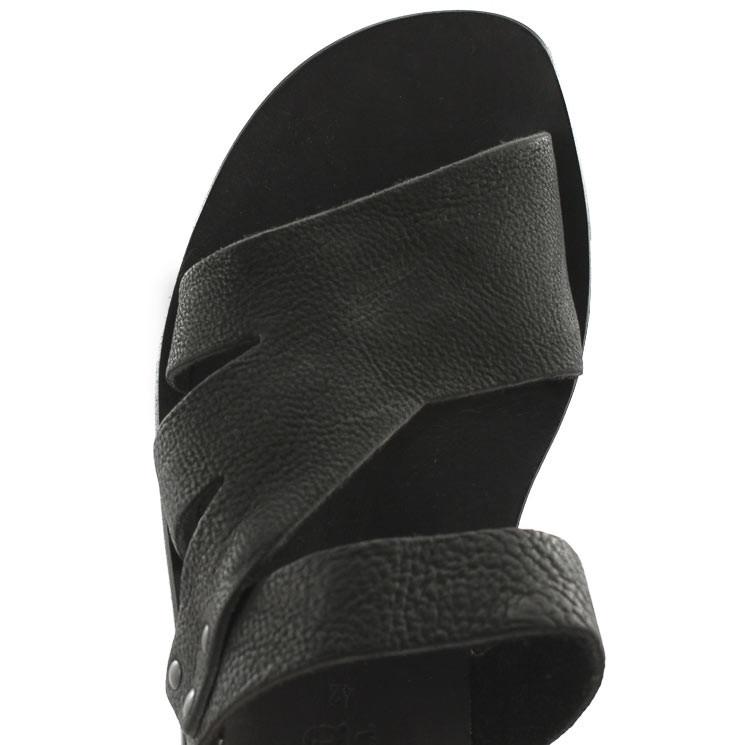 CYDWOQ Craft Herren Pantoletten schwarz