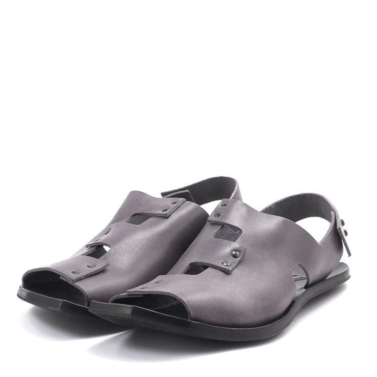 CYDWOQ Forecast Herren-Sandale blau