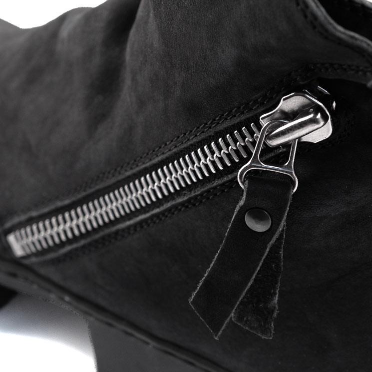 Trippen Tourist m Sport Herren-Stiefelette schwarz