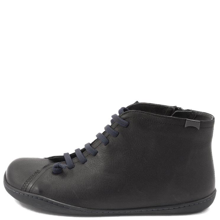 Camper 36411 Peu Cami Herren Stiefelette schwarz