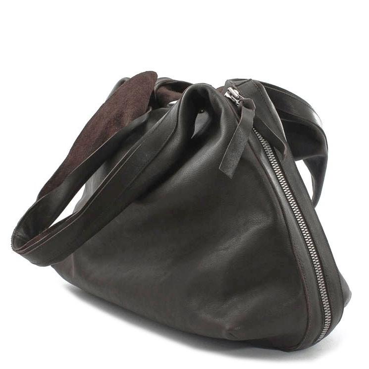 Trippen Shopper S Damen Tasche dunkelbraun