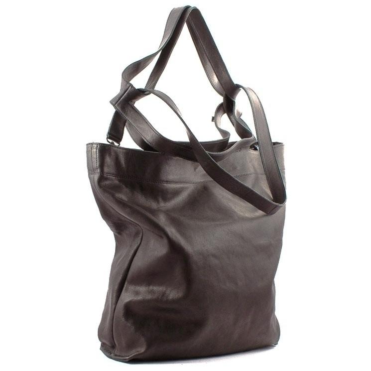 Trippen X-Bag Damen Umhängetasche dunkelbraun