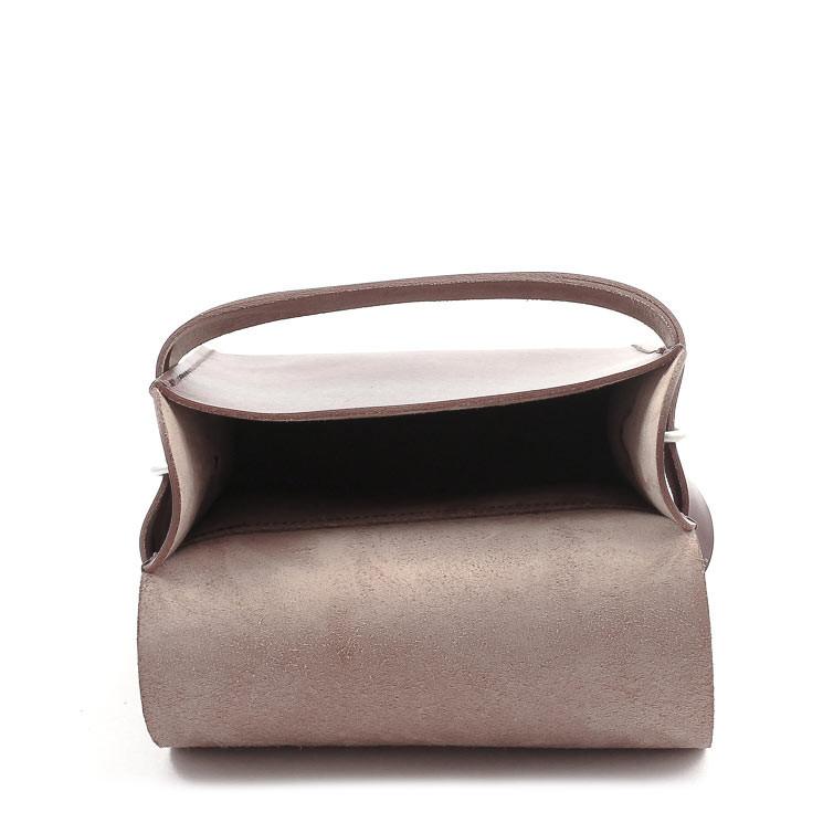 Trippen Bag S A5 Unisex Umhängetasche braun