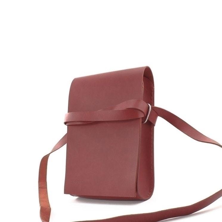 Trippen Damen-Umhängetasche Bag A5 rot