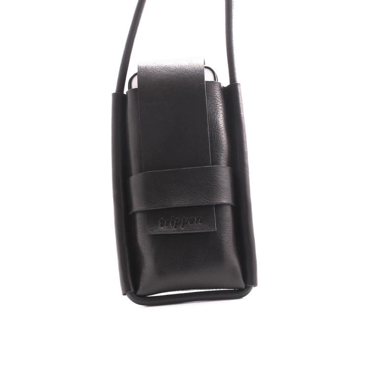 Trippen Cablebag M Handyetui schwarz