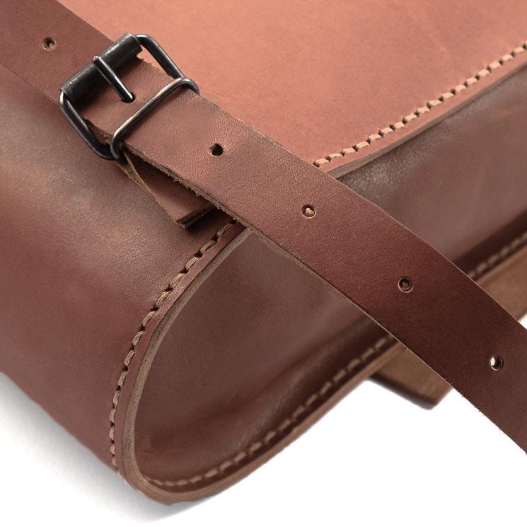 Trippen Unisex-Rucksack Bagpack big dunkelbraun