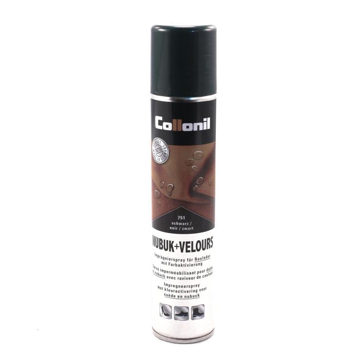 Collonil Nubuk+Velours Imprägnierspray 200ml schwarz
