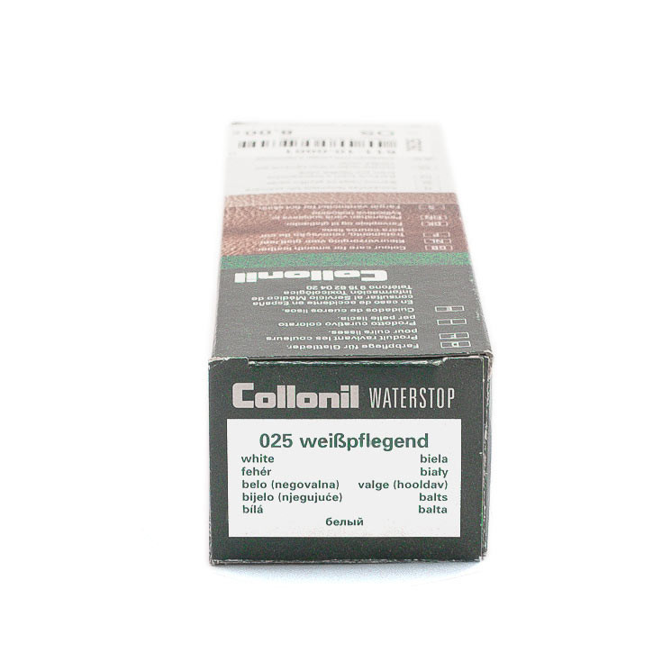 Collonil Waterstop 75 ml weiß