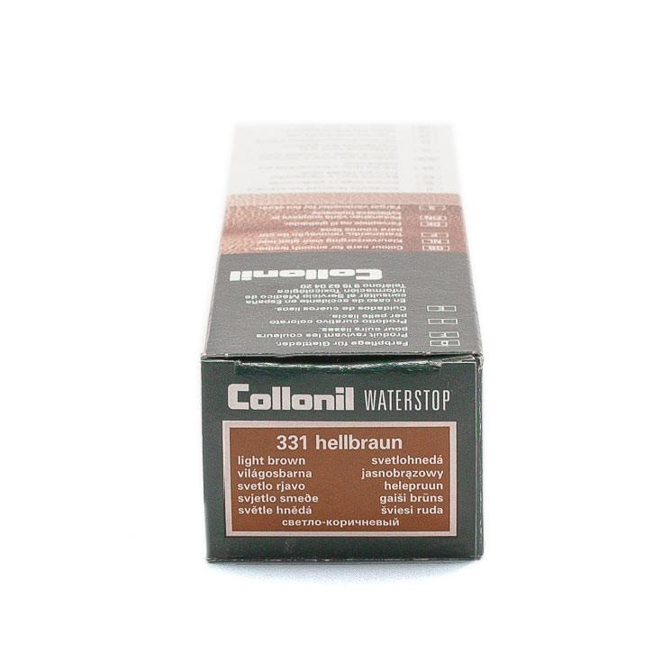 Collonil Waterstop 75 ml hellbraun
