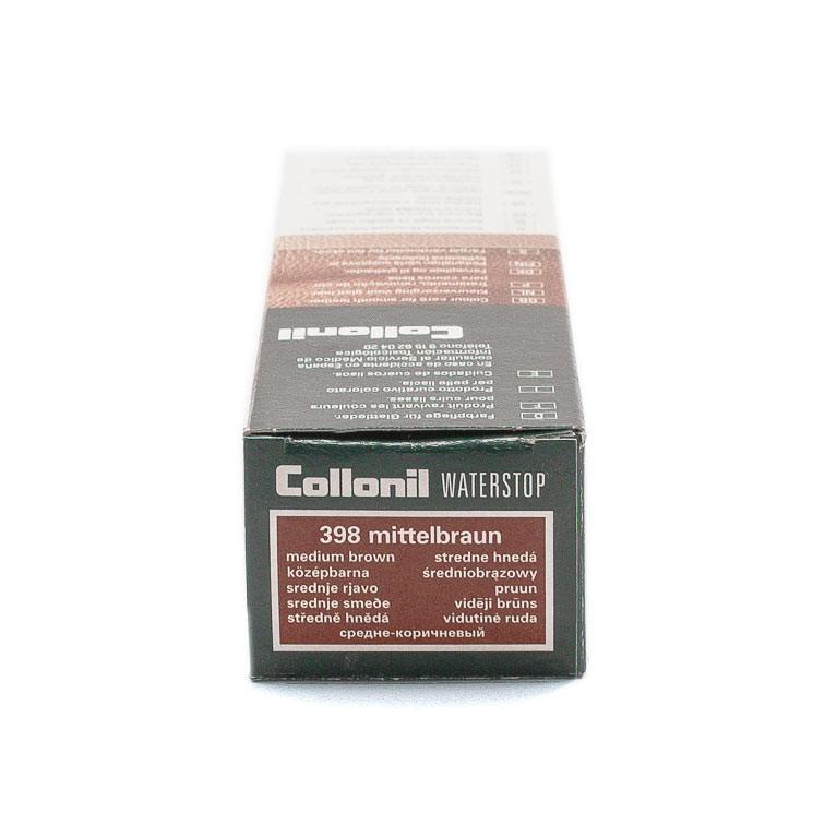 Collonil Waterstop 75 ml mittelbraun
