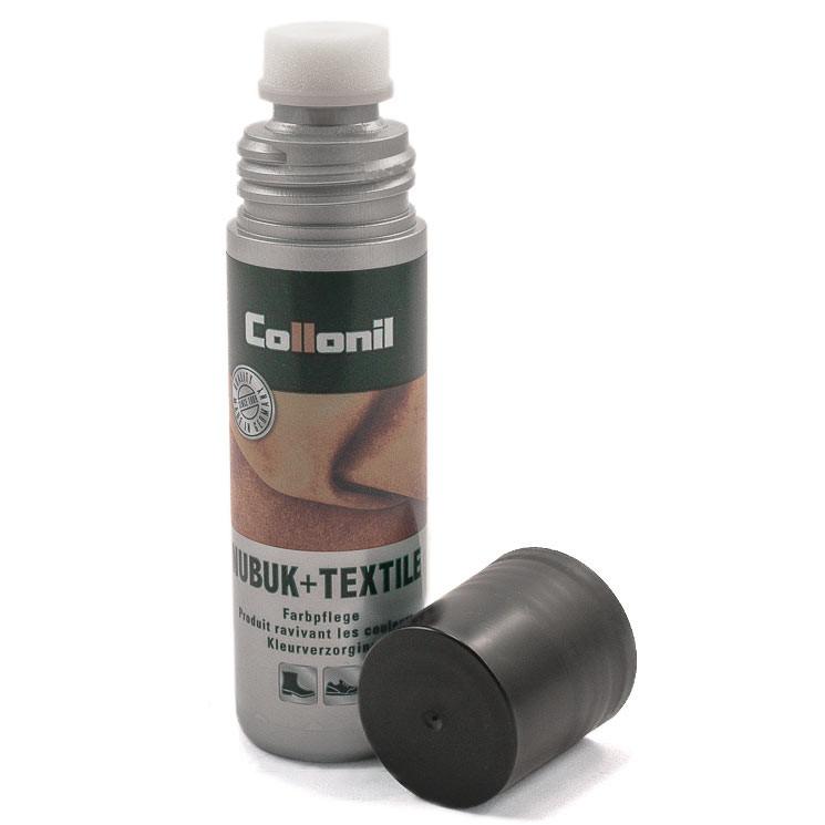 Collonil Nubuk+Textile 100 ml schwarz