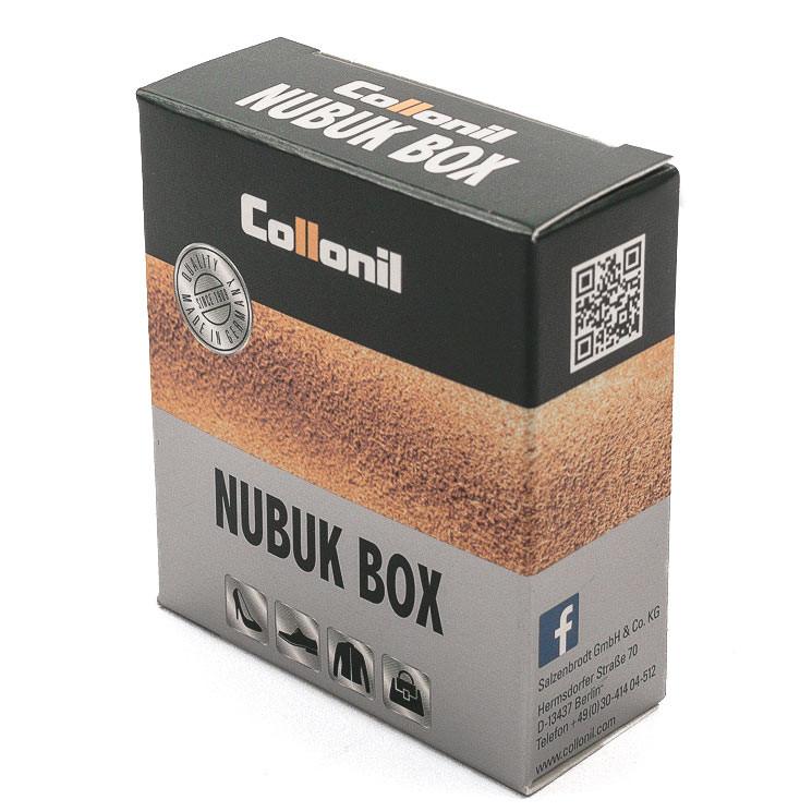 Collonil Nubuk Box farblos