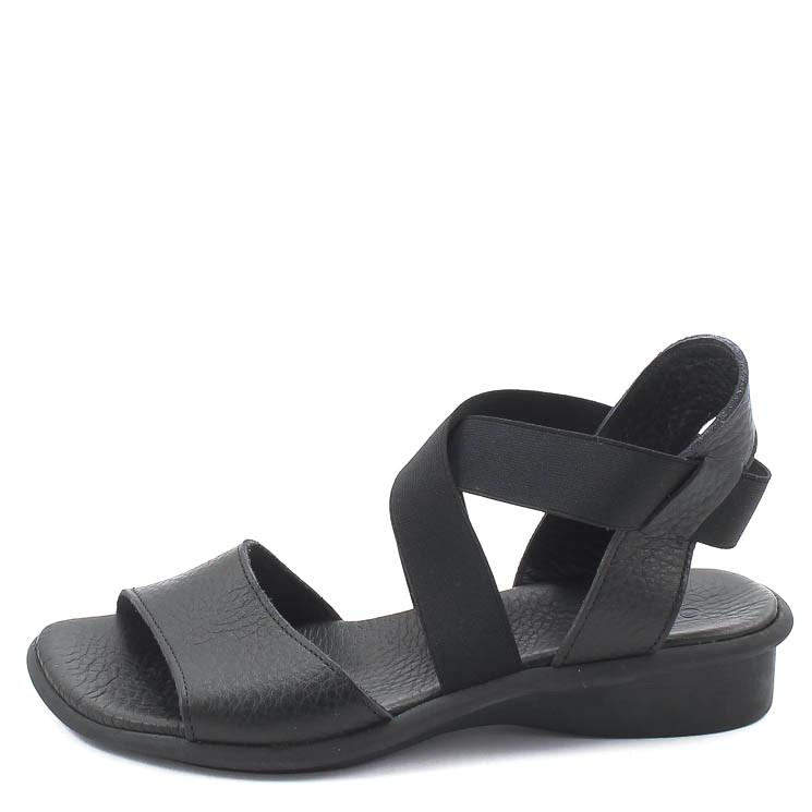 Arche, Satia Damen Sandale, schwarz