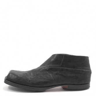 CYDWOQ Linear Damen Slipper schwarz