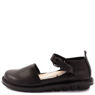 Trippen Union f Closed Ballerina schwarz